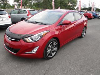 Used 2015 Hyundai Elantra GLS for sale in Chambly, QC