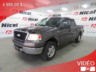 Used 2007 Ford F-150 XLT for sale in La Sarre, QC