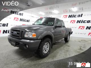 Used 2011 Ford Ranger Wd Awd for sale in La Sarre, QC