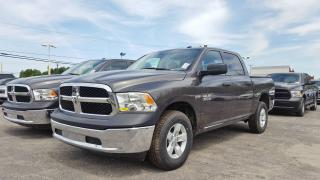 Used 2017 Dodge Ram 1500 Crew 4x4 SXT Dark Edition HEMI / SOUS LE for sale in Mirabel, QC