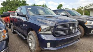 Used 2017 Dodge Ram 1500 Crew SPORT Performance All-Terrain / SOU for sale in Mirabel, QC