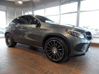 Used 2017 Mercedes-Benz GLE-Class Gle43 Amg Coupé Awd for sale in Quebec, QC