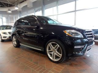 Used 2012 Mercedes-Benz ML-Class Ml550 Awd, Toit for sale in Quebec, QC