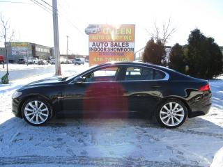 Used 2010 Jaguar XF Premium Luxury | Navi | Parking Aid | Leathe for sale in North York, ON
