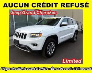 Used 2016 Jeep Grand Cherokee Cuir T.ouvrant for sale in Mirabel, QC