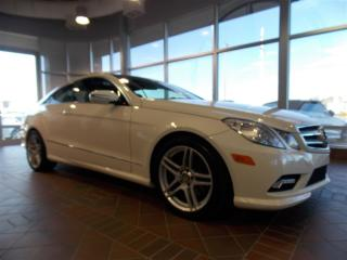 Used 2010 Mercedes-Benz E-Class E350 Coupé, Cuir for sale in Quebec, QC