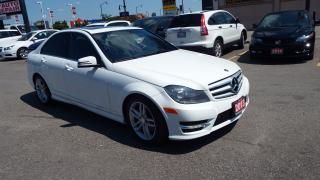 Used 2013 Mercedes-Benz C 300 C 300/SUNROOF/AUTO/IMMACCULATE$17999 for sale in Brampton, ON