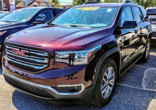 Used 2017 GMC Acadia SLE-2 for sale in St-Hyacinthe, QC