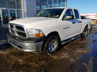 Used 2011 Dodge Ram 1500 ST for sale in Peace River, AB