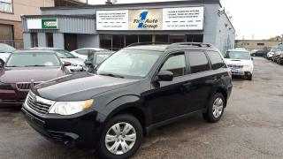 Used 2010 Subaru Forester X sport for sale in Etobicoke, ON