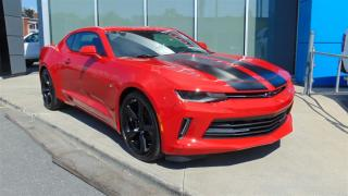 Used 2018 Chevrolet Camaro LT for sale in Saint-hyacinthe, QC