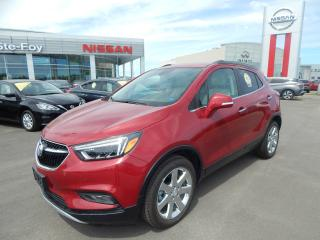 Used 2017 Buick Encore Essence FWD ***2 800 KM !!!*** for sale in Quebec, QC