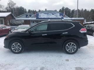 Used 2014 Nissan Rogue SL /AAWD / ONE OWNER / NAV for sale in Flesherton, ON