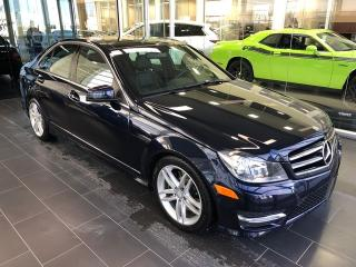 Used 2014 Mercedes-Benz C-Class BASE for sale in Edmonton, AB