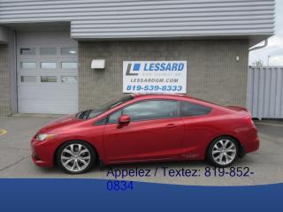 Used 2012 Honda Civic Si Gps Bluetooth for sale in Shawinigan, QC