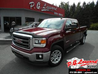 Used 2015 GMC Sierra 1500 4 RM, Cabine multiplaces 143,5 po, SLE for sale in Saint-prosper-de-dorchester, QC