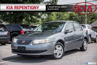 Used 2006 Saturn Ion 1 A/c for sale in Repentigny, QC