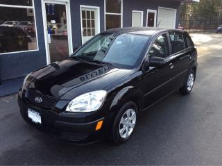 Used 2009 Kia Rio5 Rio5 EX for sale in Parksville, BC