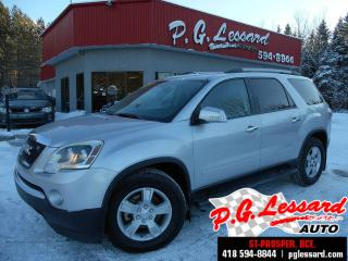 Used 2011 GMC Acadia SLE2 4 portières à traction intégrale 7 for sale in Saint-prosper-de-dorchester, QC
