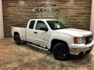 Used 2009 GMC Sierra 1500 4 RM, Cabine ordinaire, 119,0 po, SLE for sale in Sainte-brigitte-de-laval, QC