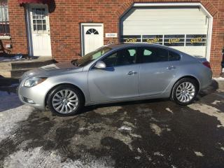 Used 2012 Buick Regal Turbo w/1SP for sale in Bowmanville, ON