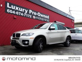 Used 2011 BMW X6 35i for sale in Coquitlam, BC