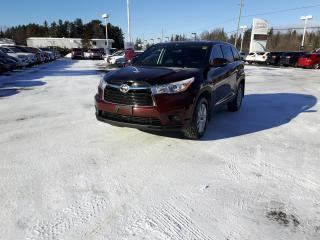 Used 2016 Toyota Highlander LE for sale in Ottawa, ON