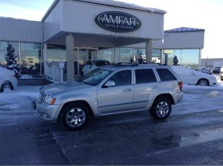 Used 2008 Jeep Grand Cherokee DIESEL / Overland / NO PAYMENTS FOR 6 MONTHS !!! for sale in Tilbury, ON