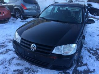 Used 2010 Volkswagen City Golf Safety Certification is Included The Price for sale in Scarborough, ON