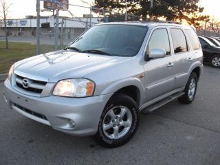 Used 2005 Mazda Tribute GT for sale in North York, ON