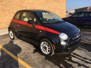 Used 2012 Fiat 500 Pop for sale in Concord, ON