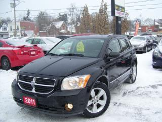 Used 2011 Dodge Caliber SXT,Alloys,Keyless,No Accident for sale in Kitchener, ON