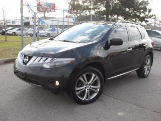 Used 2010 Nissan Murano LE for sale in North York, ON