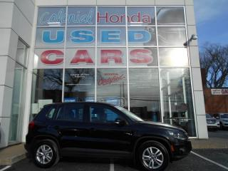 Used 2012 Volkswagen Tiguan TRENDLINE AWD for sale in Halifax, NS