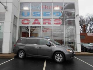 Used 2016 Honda Odyssey EX DUAL POWER SLIDING DOORS HEATED FRONT SEATS for sale in Halifax, NS