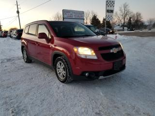 Used 2012 Chevrolet Orlando 1LT for sale in Komoka, ON