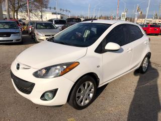 Used 2011 Mazda MAZDA2 GS/SAFETY/WARRANTY INCLUDED for sale in Cambridge, ON