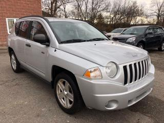 Used 2009 Jeep Compass ONE OWNER/NO ACCIDENT/SAFETY/WARRANTY for sale in Cambridge, ON