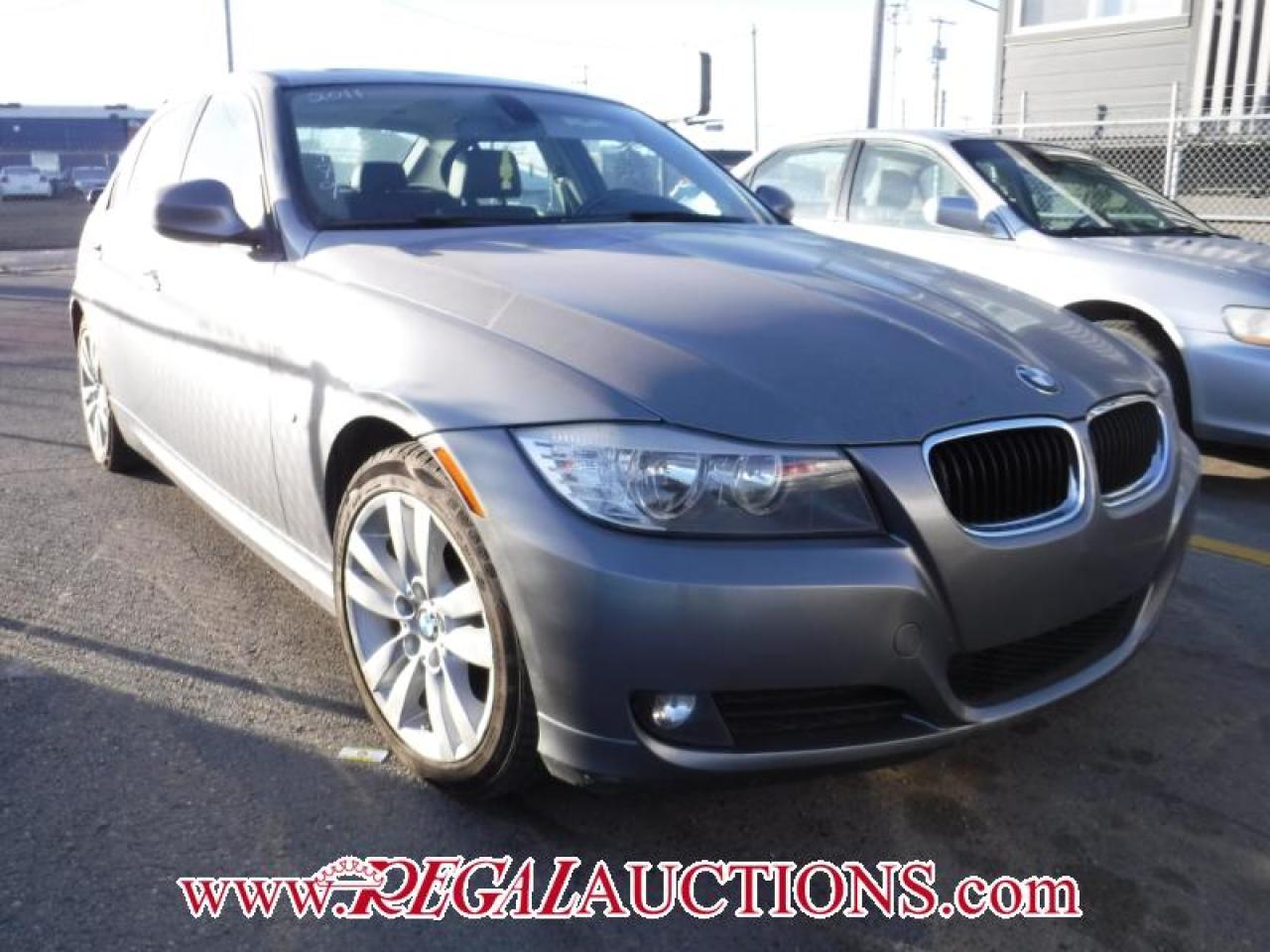 Photo of Grey 2011 BMW 3 SERIES 323I 4D SEDAN