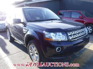 Used 2014 Land Rover LR2 SE 4D UTILITY for sale in Calgary, AB