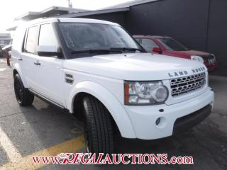 Used 2011 Land Rover LR4 HSE 4D UTILITY V8 for sale in Calgary, AB