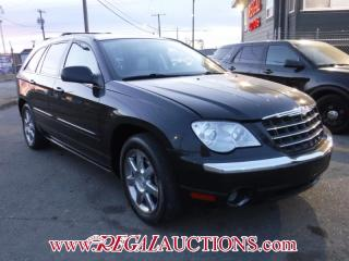 Used 2007 Chrysler PACIFICA LIMITED AWD SPORT UTILITY 4-DR for sale in Calgary, AB