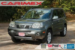 Used 2006 Nissan X-Trail Bonavista Edition 4x4 | Sunroof | ONLY 109K | CERT for sale in Waterloo, ON