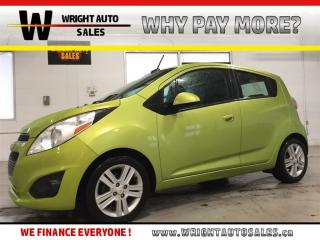 Used 2013 Chevrolet Spark LT|LOW MILEAGE|BLUETOOTH|57,444 KMS for sale in Cambridge, ON