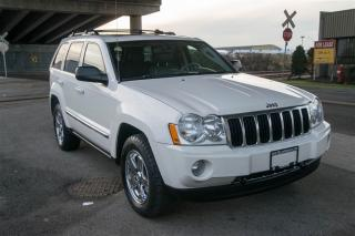Used 2007 Jeep Grand Cherokee Loaded! Leather, Navi, Turbo Diesel. for sale in Langley, BC