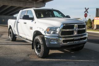 Used 2013 RAM 2500 Big Horn MEGA CAB!!! Leveling Kit, Clean Truck for sale in Langley, BC