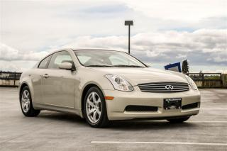 Used 2006 Infiniti G35 BLACK FRIDAY SALE!! for sale in Langley, BC