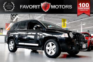 Used 2010 Jeep Compass North AWD | HEATED SEATS | HANDS-FREE CALLING for sale in North York, ON