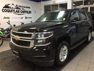 Used 2015 Chevrolet Tahoe LS for sale in Coquitlam, BC