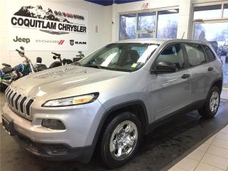 Used 2015 Jeep Cherokee Sport for sale in Coquitlam, BC
